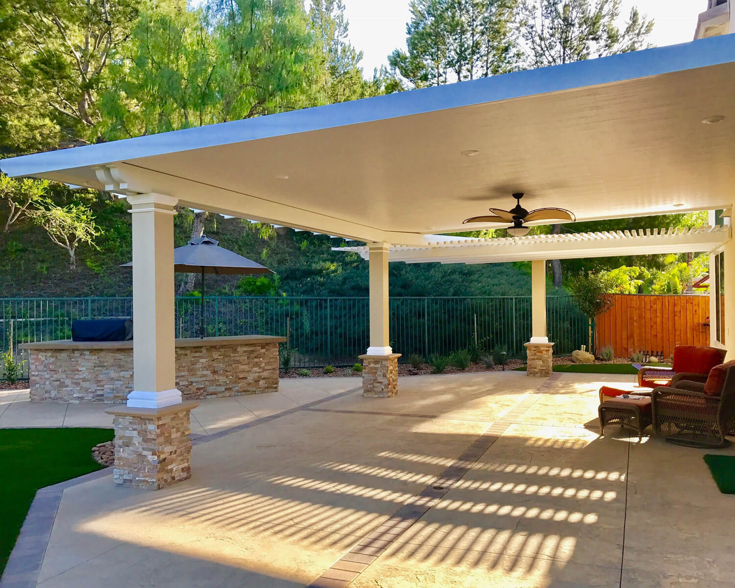 Photo Gallery Of Insulated Patio Covers Patio Covers Direct